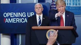 'LIBERATE!' Trump goads states to lift coronavirus restrictions