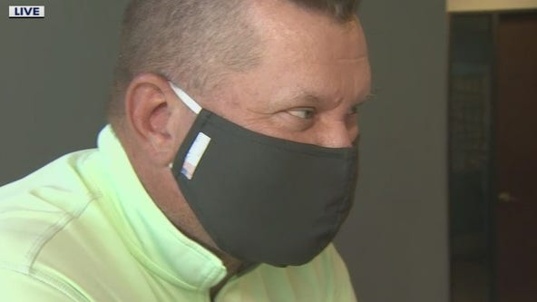 Medical company sells masks made with material that kills germs