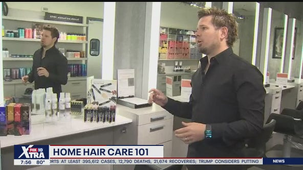 Home hair dye 101: At-home hair care tips, tricks amid COVID-19 pandemic