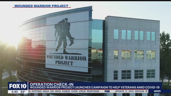 'Operation Check-In' ensures veterans get the resources they need amid COVID-19