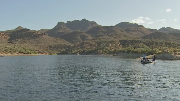 Phoenix area water reservoirs near full after wet winter