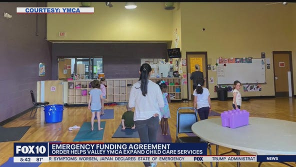 Valley of the Sun YMCA receives funding to continue serving children of essential workers