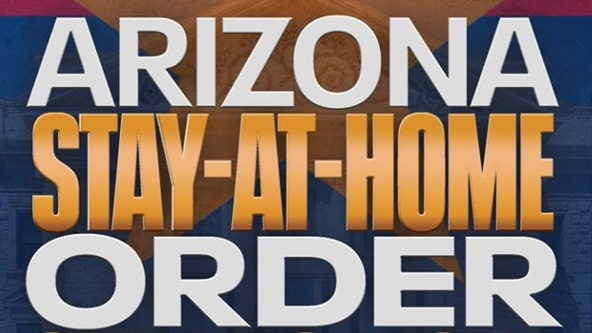 Arizona Gov. Ducey issues stay-at-home order until April 30