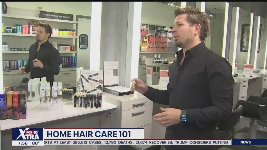 Home hair dye 101: At-home hair care tips, tricks amid COVID-19 pandemic