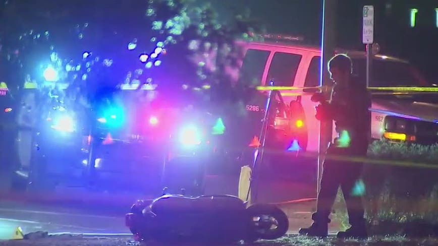 Suspect dead following officer-involved shooting in Mesa