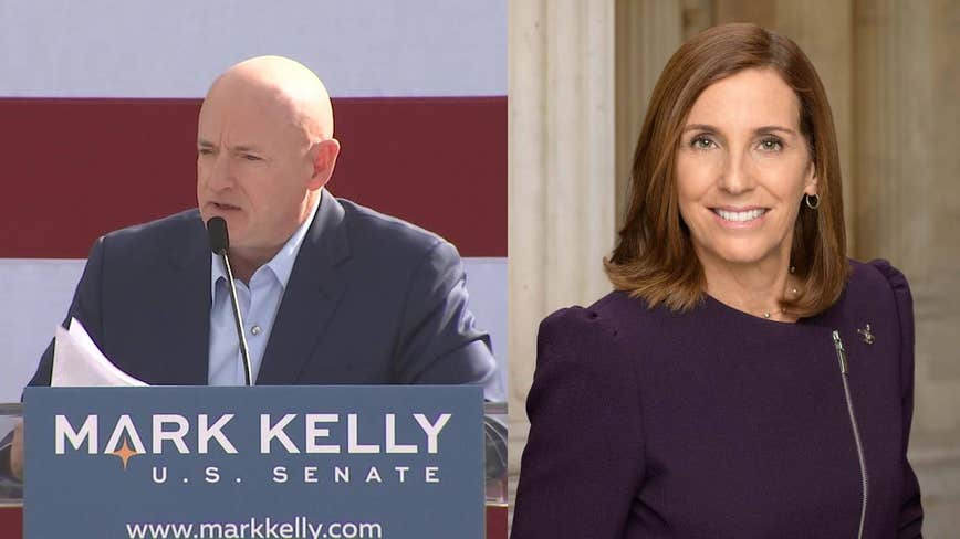 Poll: Sen. McSally still behind Mark Kelly, but gap is narrowing