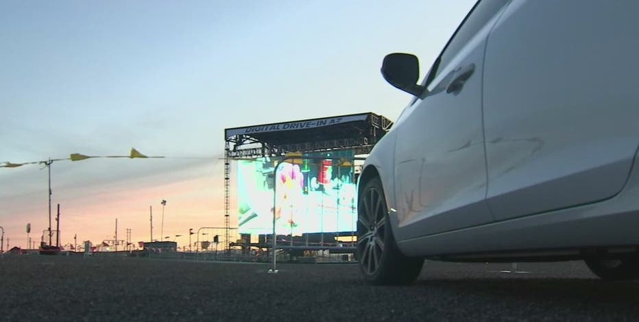 Drive In Pop Up In Mesa Lets You Get Out Of The House While Still Social Distancing