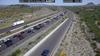 Traffic delays caused by Memorial Day weekend travelers in Arizona