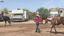 Cave Creek Rodeo underway despite pandemic