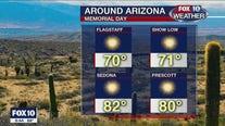 9 p.m. Weather Forecast 5/24/20