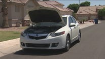 Extreme heat can lead to extra car troubles