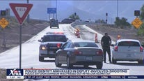 Man dies after being shot by a DPS trooper, Phoenix Police investigating
