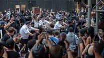 Massive protests over George Floyd death raise fears of new coronavirus outbreaks