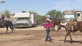 Cave Creek Rodeo underway despite pandemic