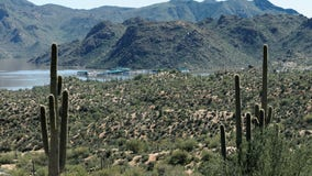 Tonto National Forest outside metro Phoenix ups fire restrictions