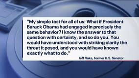 Newsmaker Saturday: Jeff Flake