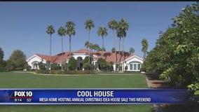Cool House: Mesa home hosts annual Christmas Idea House sale
