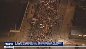 Valley braces for 4th night of protests