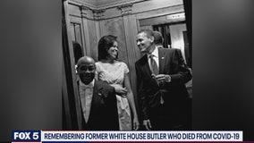 Former White House butler Wilson Roosevelt Jerman dies of COVID-19