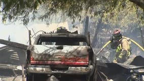 Dozens of animals dead following fire at East Valley home