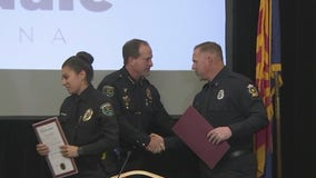 Glendale honors fire captain, police officer for heroism during Westgate shooting