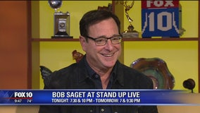Bob Saget to perform at Stand Up Live