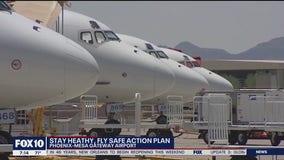 Phoenix-Mesa Gateway Airport taking steps to keep travelers safe amid coronavirus