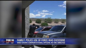 Phoenix Police investigating officers for alleged misconduct