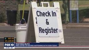 Coronavirus testing continues in Gila County