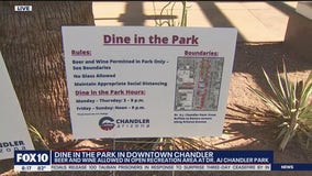 'Dine in the Park': Picnic in the park with your favorite adult beverage