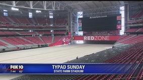 Typad Sunday: State Farm Stadium tours