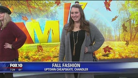 Fall fashion with Uptown Cheapskate