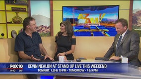 Kevin Nealon to perform at Stand Up Live