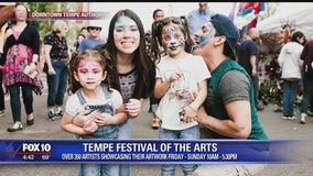 Olmost the Weekend: Tempe Festival of the Arts