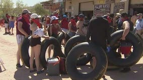 Summer tradition, Salt River Tubing, returns after stay-at-home order expires