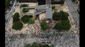Protests continue in downtown Austin, despite cancellation from organizer