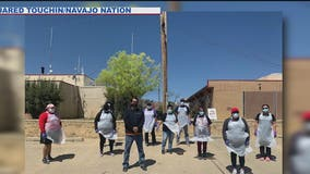 Navajo Nation, with highest COVID-19 infection rate in US, receives crucial resources