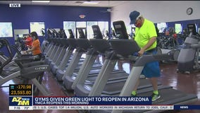 YMCA reopens in Phoenix after Gov. Ducey announces gyms can reopen in Arizona