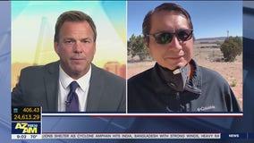 Navajo Nation president speaks on coronavirus outbreak