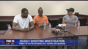 Family of man who was shot, killed seeks justice