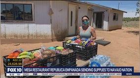 Mesa restaurant sending supplies to Navajo Nation amid COVID-19