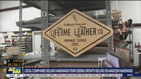 Valley leather company getting creative to increase sales amid COVID-19