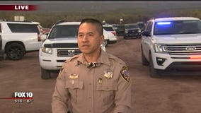 Updates on search for missing girl in Tonto Creek