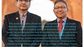 Navajo Nation leader urges unity after Page mayor's alcoholism comment