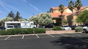 One woman dead in Phoenix hotel shooting; suspect arrested