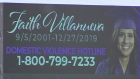 Billboard remembers Surprise teen who was killed in relationship plagued by domestic violence