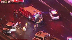 DPS: Wrong-way crash on I-17 leaves three people injured
