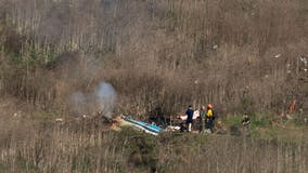 Husband, children of Calabasas chopper crash victims latest to file legal case