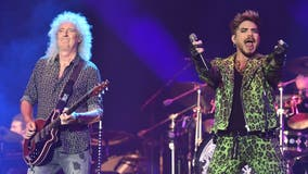 Queen and Adam Lambert honor global COVID-19 front-line workers with 'You Are the Champions' ballad
