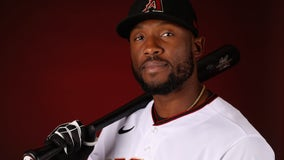 D-backs OF Starling Marte says wife dies of heart attack